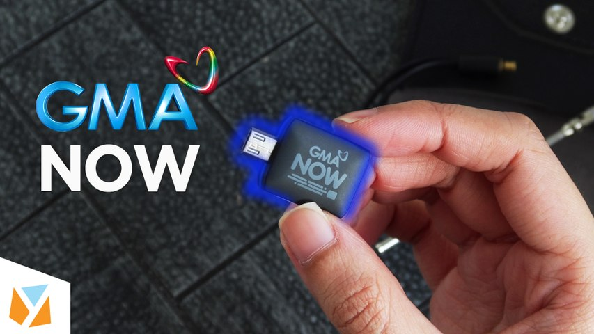 GMA Now Unboxing and Demo