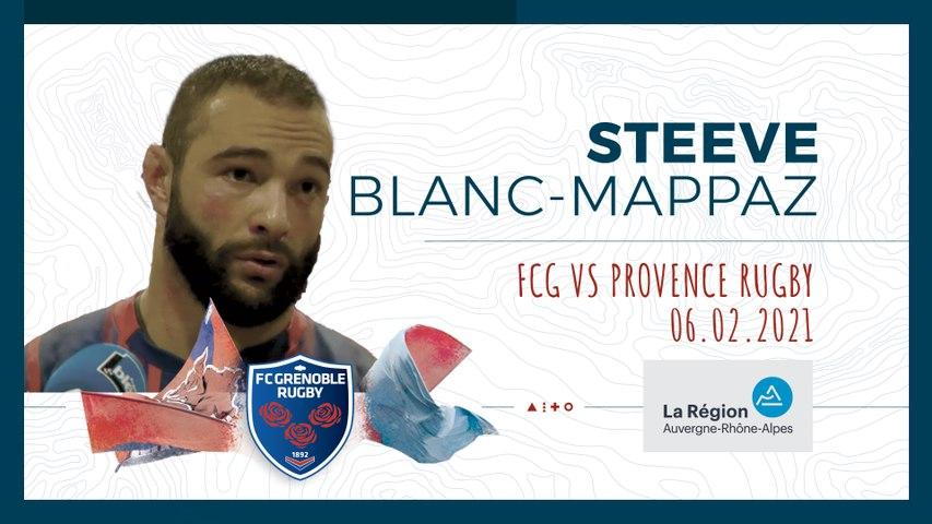 Video : Video - ITW STEEVE BLANC MAPPAZ
