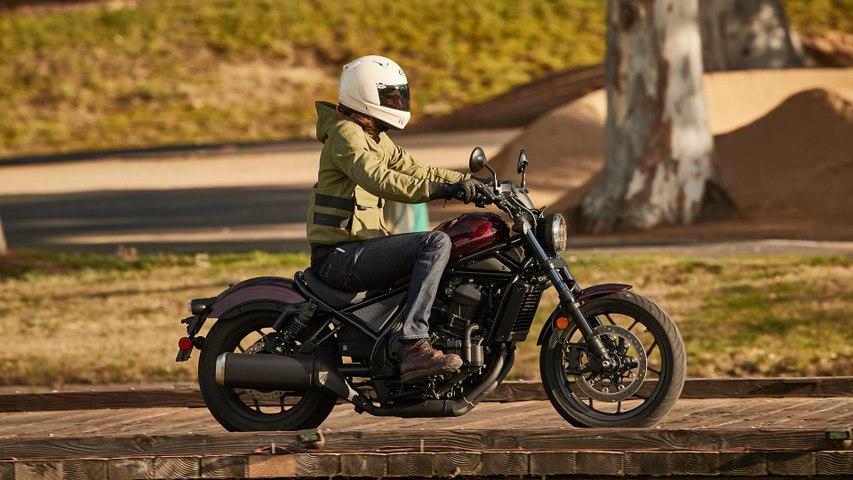 2021 Honda Rebel 1100 First Ride Review