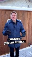 Thanks Bieber!
