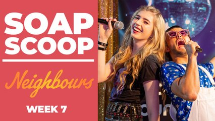 Neighbours Soap Scoop! Drama at the lip sync battle