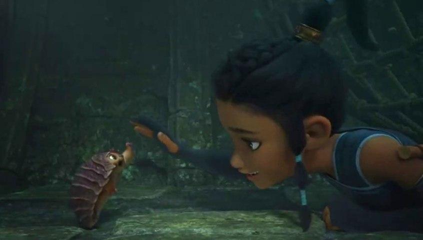 Raya y el último dragón - Trailer final español