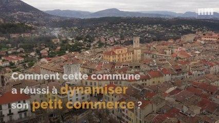 Comment cette commune a dynamisé son petit commerce?