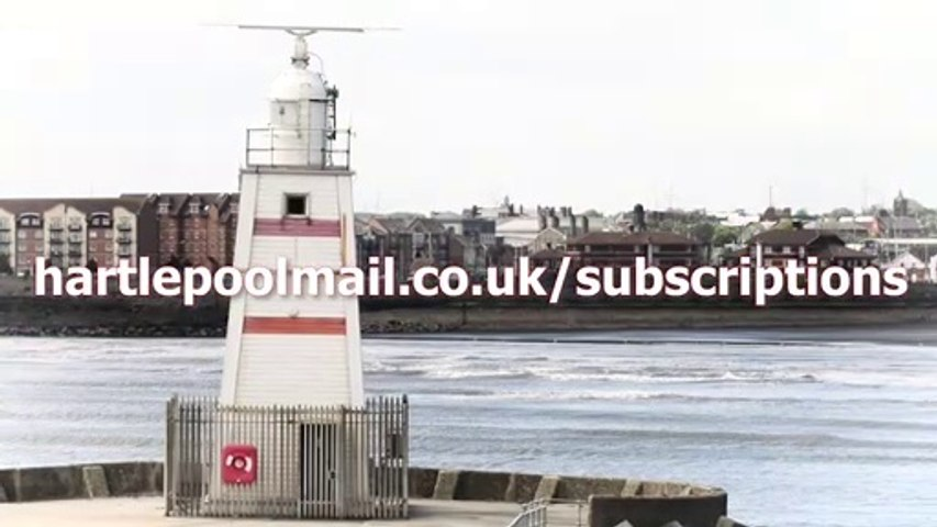Hartlepool Mail: We'll Be Here