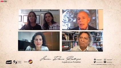 """conversatorio """"Javier Darío Restrepo: Legado de un periodista"""""""