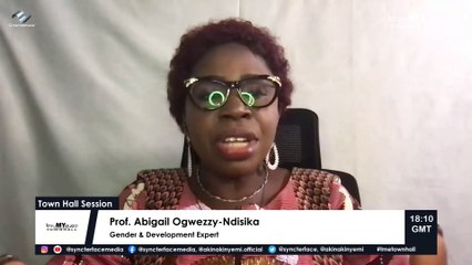 Gender-Based Violence victims need platforms that amplify their voices – Prof. Abigail Ogwezzy-Ndisika