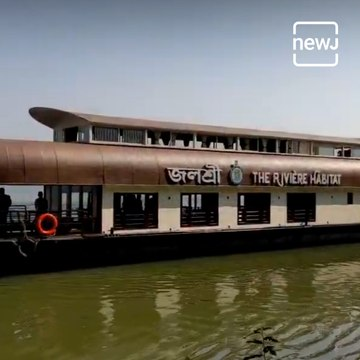 Know Everything About Jalashree, A Floating Restaurant In Chandannagar