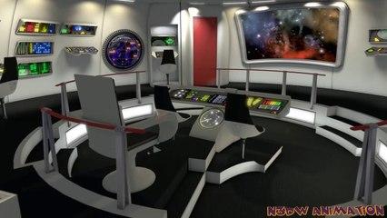 Star Trek Phase 2 Bridge 2021 Test