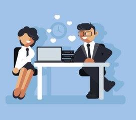 Quels signes astrologiques sont les plus enclins à trouver l'amour au travail