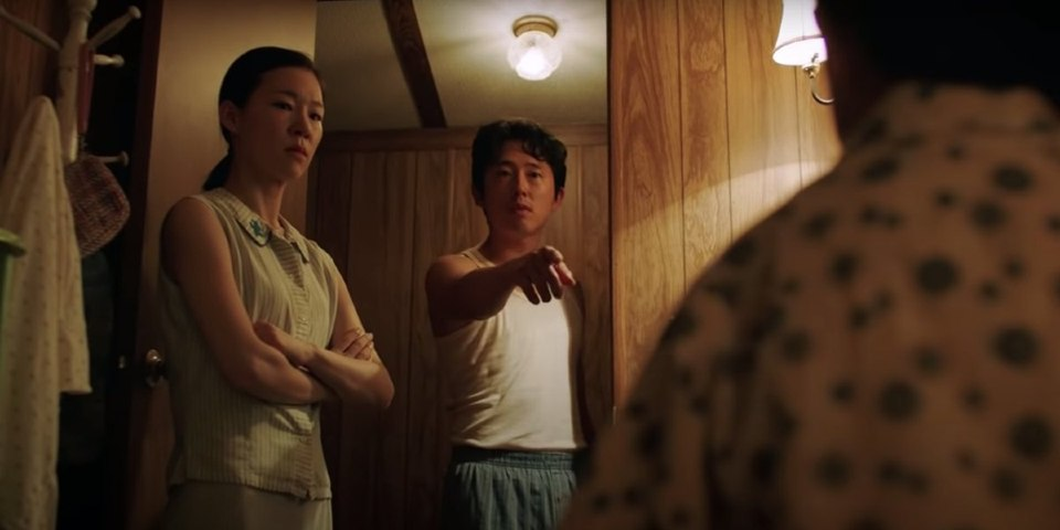Minari. Historia de mi familia - Trailer español