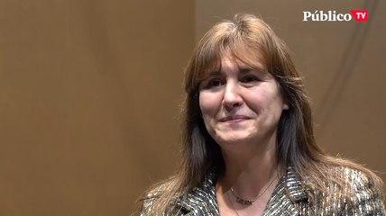 Laura Borràs   Quins han de ser els eixos principals de l'acció de Govern?