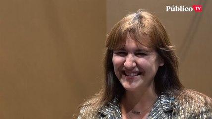 Laura Borràs   ¿Qué Govern prevé después de las elecciones?