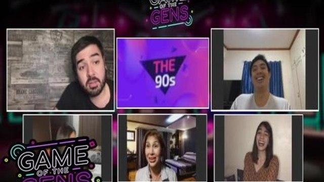 Game of the Gens: Mga larong '90s, naranasan kaya ng 'Game of the Gens' stars? | YouLOL
