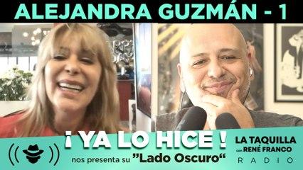 """Alejandra Guzmán: """"¡Ya lo hice!"""", su Lado Oscuro."""