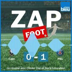 Coupe de France :  Caen s'incline face au PSG