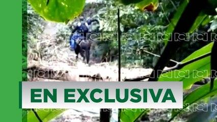 En video: así se mueve Otoniel, jefe del Clan del Golfo, entre Antioquia y Córdoba