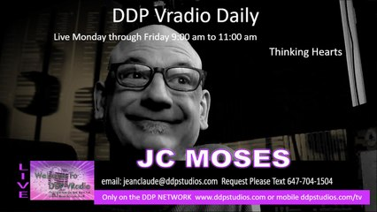 DDP Vradio Daily - 11 FEB 2021 -Thinking Heart -DDP Live - Online TV (411)