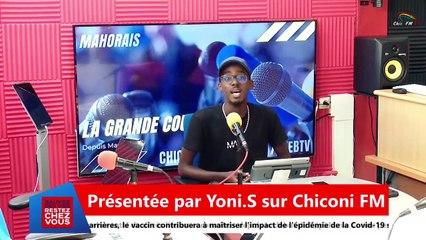 Chiconi FM TV - Yoni S vous annonce une nouvelle émission jeunesse sur Chiconi FM