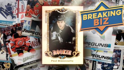 BREAKING BIZ - Paul Bissonnette Spends A Day In The Card Trading World