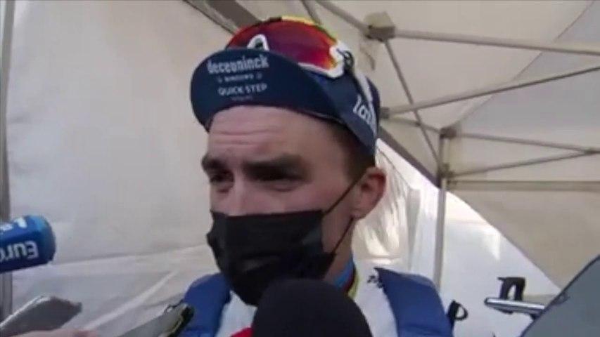 """Tour de La Provence 2021 - Julian Alaphilippe : """"Je me suis fait plaisir"""""""