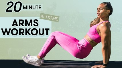 20-Minute Total Arms Workout