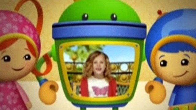 Team Umizoomi Season 1 Episode 16 - Playground Heroes