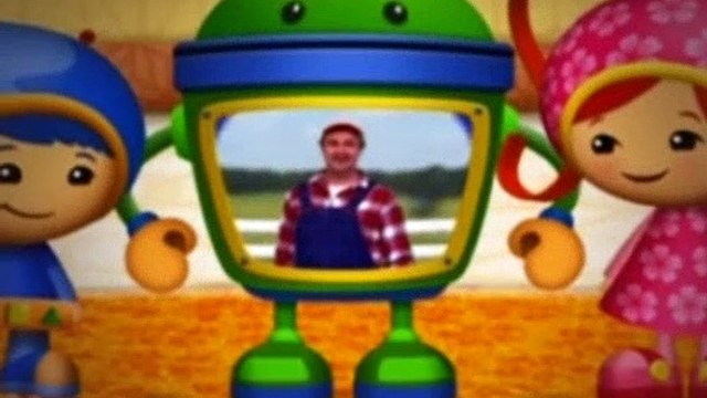 Team Umizoomi Season 3 Episode 12 - Animal School House