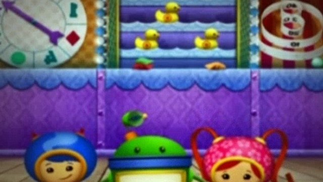 Team Umizoomi Season 3 Episode 14 - Boardwalk Games!
