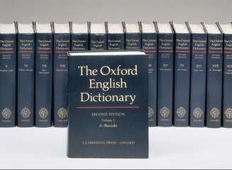 The Day The Oxford Dictionary Was Created