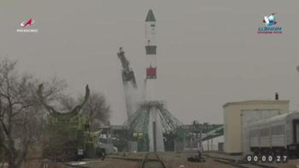 Progress MS-16 freighter successfully launched from Kazakhstan to ISS