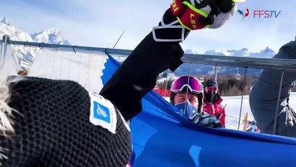 Backstage Jour 8  - Championnats du Monde de Ski Alpin - Cortina