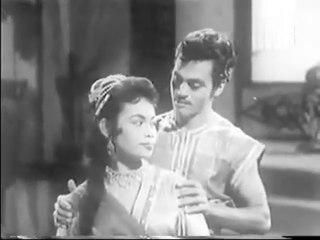 Dandan Setia (1959) Part 1; Dhiresh Ghosh film adapted from a bangsawan play based on 'Syair Dandan Setia'