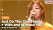 [Simply K-Pop] HYNN (흰) - Just Do This One Time (한 번만 내 마음대로 하자) + With and Without You (그대 없이 그대와) ★Simply's Spotlight★ _ Ep.454