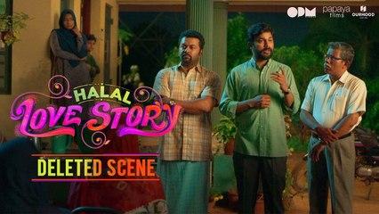Halal Love Story  Deleted Scene _ Zakariya Mohammed _  Indrajith _ Grace Antony