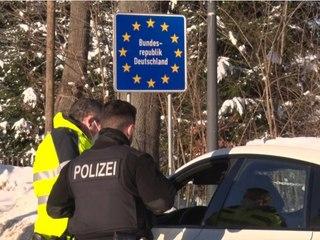 Verschärfte Grenzkontrollen: Hier gelten jetzt strengere Regeln