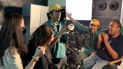 प्रिया बापटने Share केले City Of Dreams Season २ चा शूटिंगचा Wrap-Up