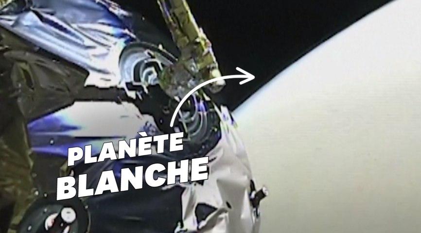 Filmées par la sonde Tianwen-1, des images inédites de la surface martienne