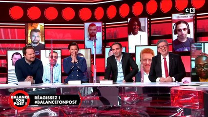 Balance ton post : Jean-Luc Mélenchon s'emporte contre Cyril Hanouna au sujet de sa vie privée (vidéo)