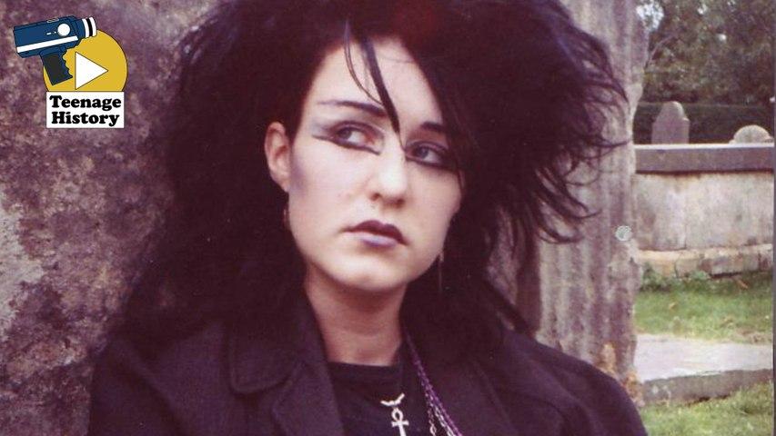 Teenage History: Die Goths der 80er