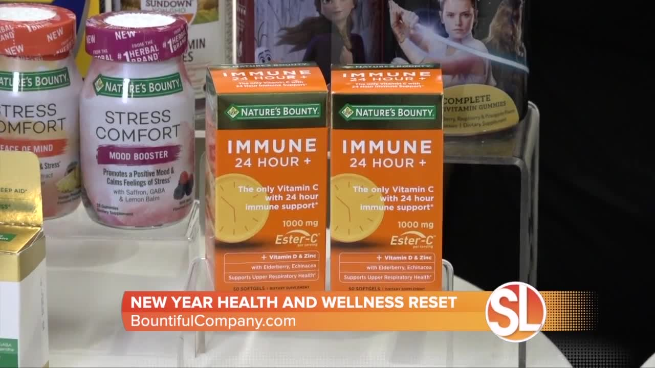 Health and wellness reset with Bountiful Company