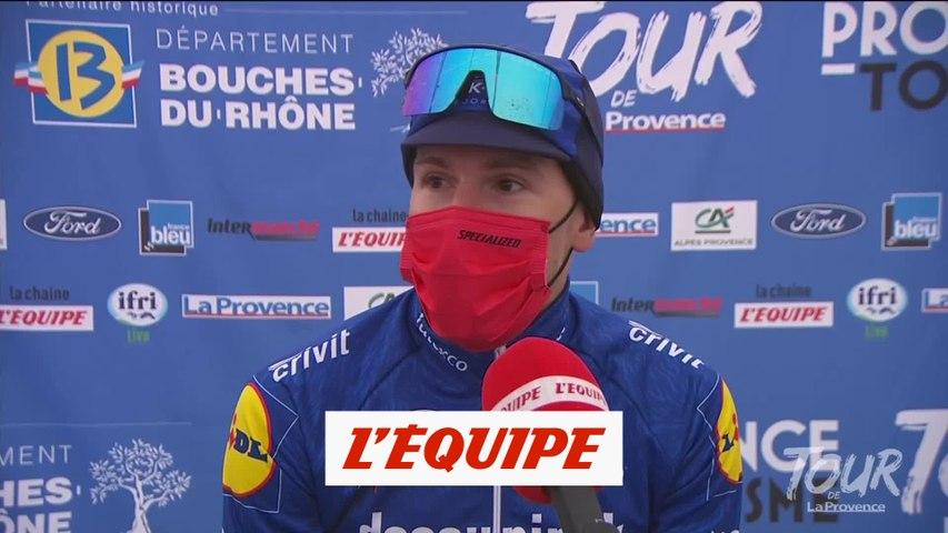 Ballerini : «J'espère garder la forme jusqu'aux classiques» - Cyclisme - Tour de La Provence