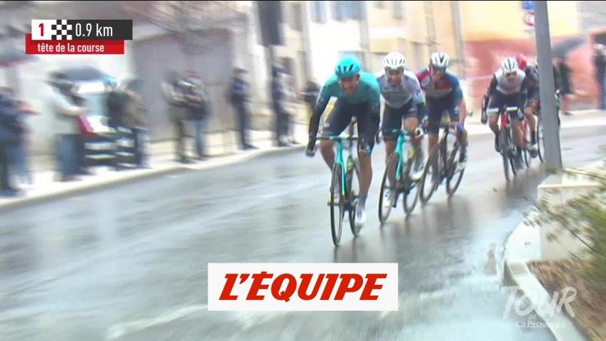 Le résumé de la 2e étape - Cyclisme - Tour de la Provence