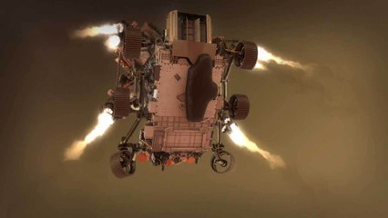 7 Minutes to Mars: NASA's Perseverance Rover Attempts Most Dangerous Landing Yet