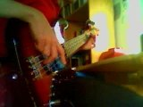 Muse - Time is Running Out Bass Cover (OK)