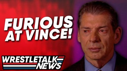 "WWE Backstage Anger ""All Time High""; WWE SmackDown Review 