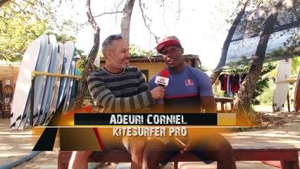 Adeuri Corniel en Playa Encuentro Cabarete. 1era Parte.