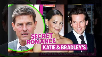 Tom Cruise broke rumors about Bradley Cooper and Katie Holmes dating secretly, w