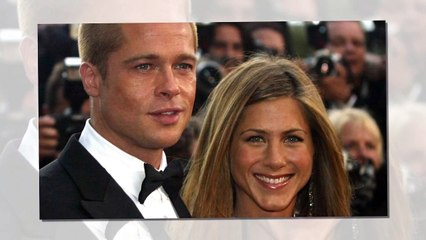 Brad Pitt is with Jennifer Aniston The keen eye of the fan pointed out in her se
