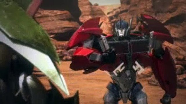 Transformers Prime Season 1 Episode 6 Masters & Students