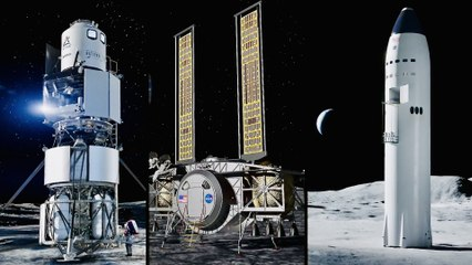 NASA 2021 Missions - Moon, Mars & More